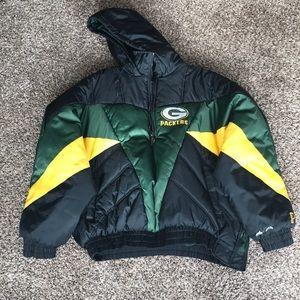 Green Bay Packers Winter Jacket